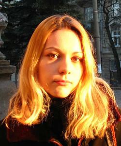 Yarina Butkovska Lviv/Ukraine