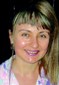 OKSANA CHEPELYK