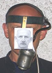 Antoni Karwowski self-portrait