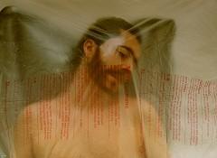 Pier Giorgio de Pinto self-portrait