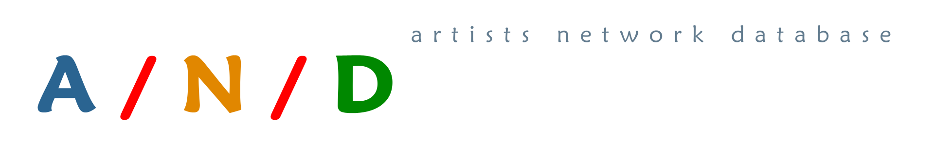 AND –  Artists Network Database